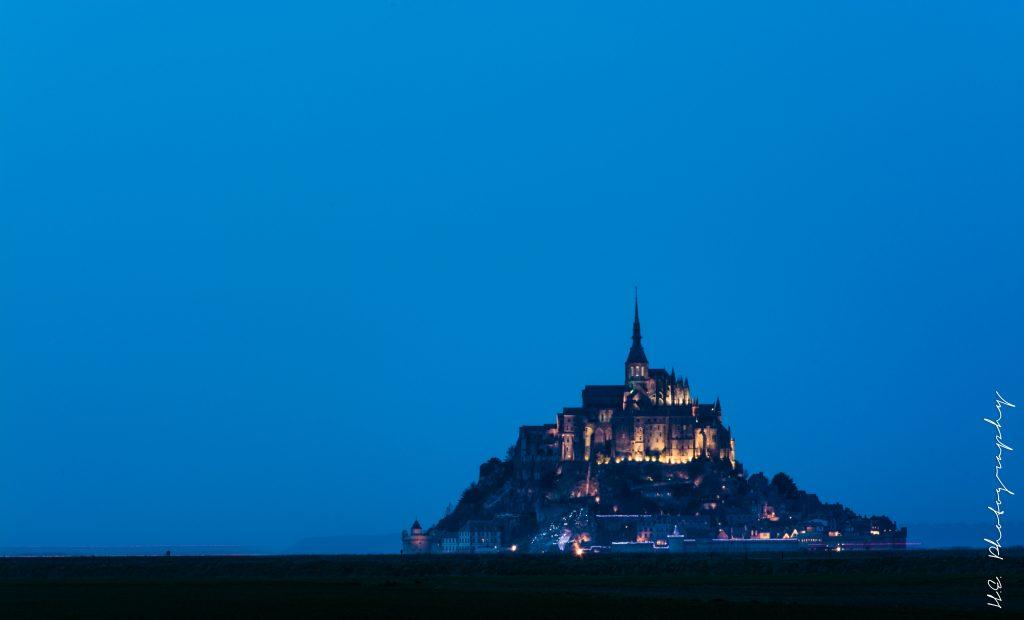 Paysage - Mont Saint-Michel