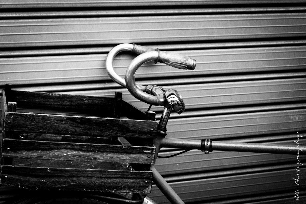 Vélo_Marché aux puces - Paris